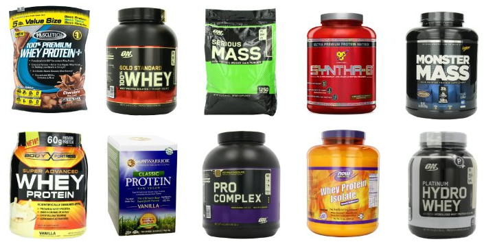 Top 10 Best Whey Protein Brand (Guides And Reviews For ...